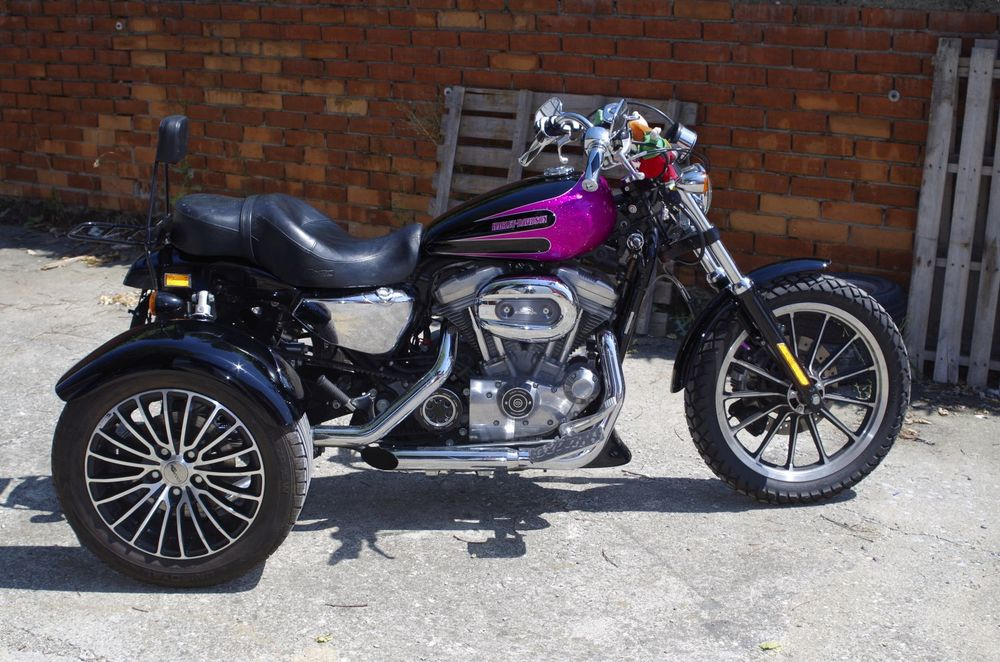 Harley Davidson  - 56